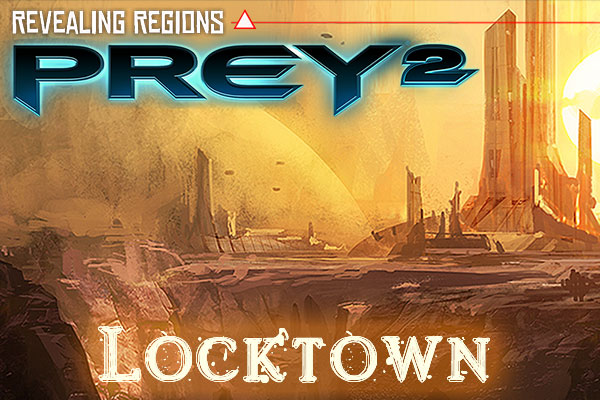 The Locktown District