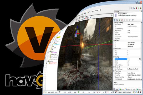 Havok's Vision Redesign