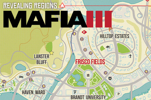 Mafia 3's Frisco Fields