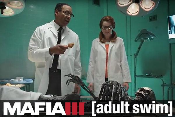 Mafia 3 on Adult Swim