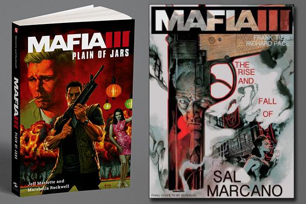 Mafia 3 Novels