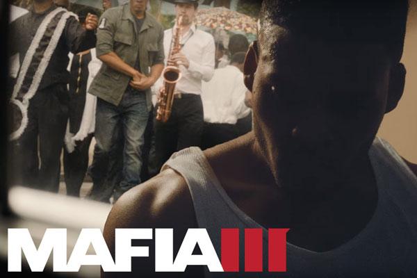 Mafia 3 Live Action Trailers