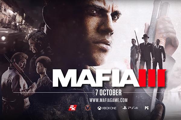 Mafia 3 Cinematic Trailers